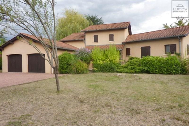 Rental house / villa Chazay d'azergues 1442€ CC - Picture 1