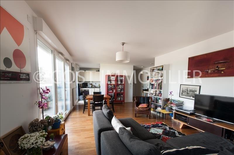 Sale apartment Asnieres sur seine 470000€ - Picture 1