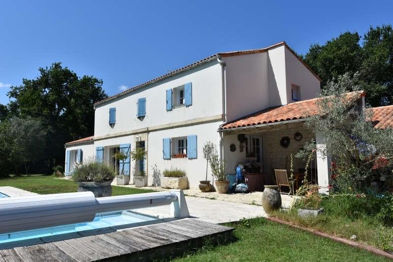 Vente de prestige maison / villa Vaux sur mer 766000€ - Photo 2