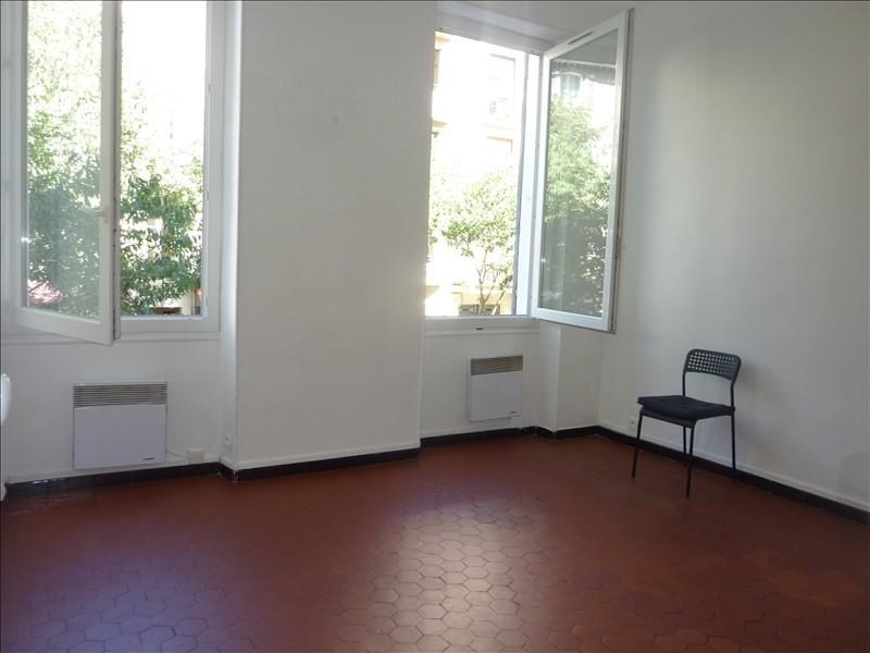 Rental apartment Marseille 6ème 450€ CC - Picture 1