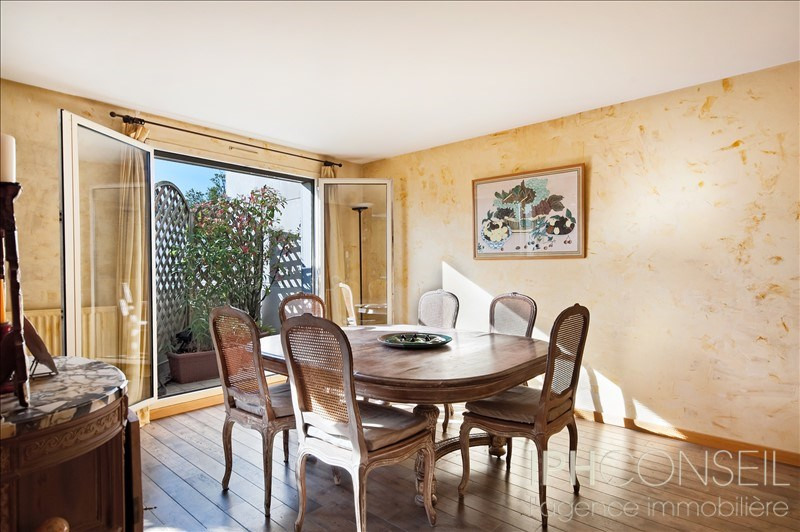 Vente de prestige appartement Levallois perret 1987000€ - Photo 3