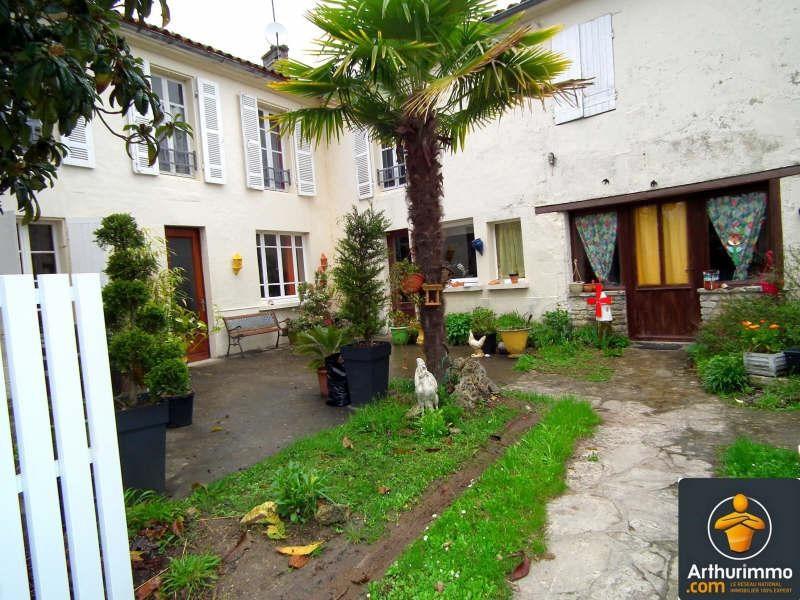 Sale house / villa Matha 64800€ - Picture 4