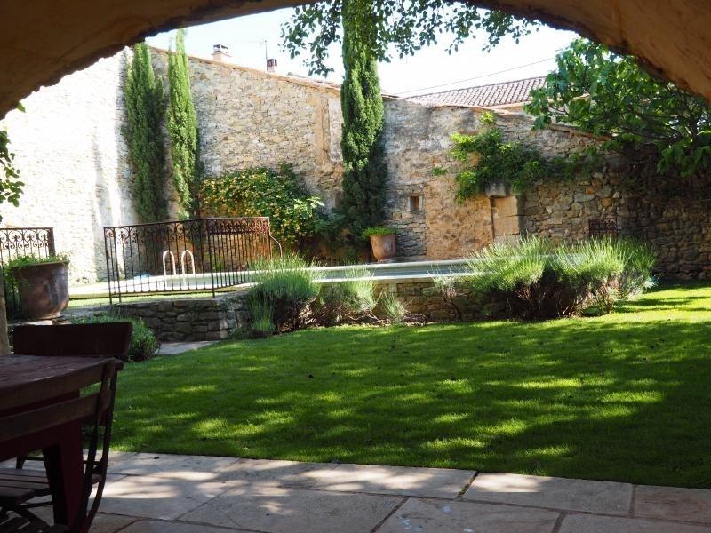 Vente de prestige maison / villa Uzes 640000€ - Photo 12