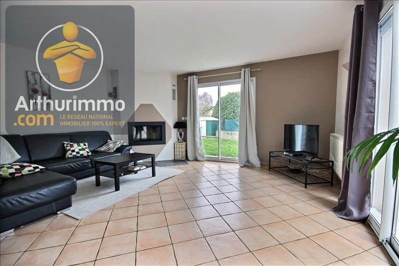 Vente maison / villa St andre le puy 208000€ - Photo 1