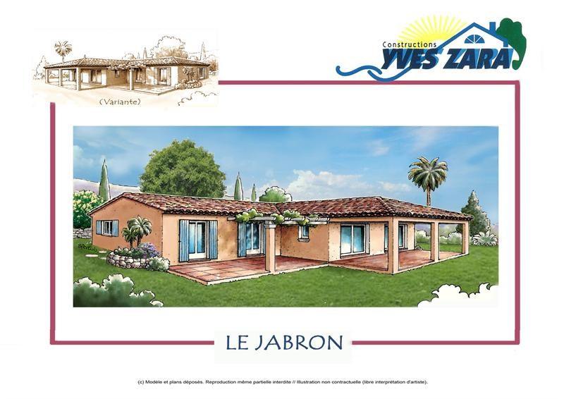 Maison  4 pièces + Terrain 1495 m² Cuers (83390) par CONSTRUCTIONS YVES ZARA