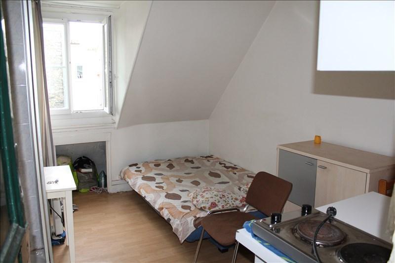 Sale apartment Paris 17ème 85000€ - Picture 2