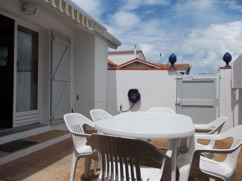 Vacation rental apartment Mimizan 330€ - Picture 1