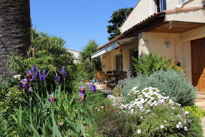 Immobile residenziali di prestigio casa Juan-les-pins 1160000€ - Fotografia 2