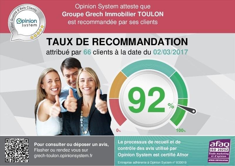 Vente appartement Toulon 128000€ - Photo 5