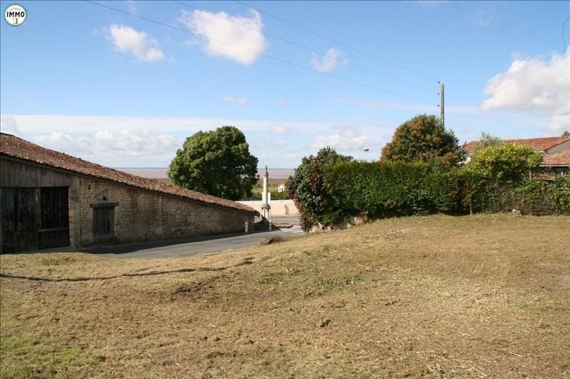 Vente terrain Mortagne sur gironde 44000€ - Photo 1
