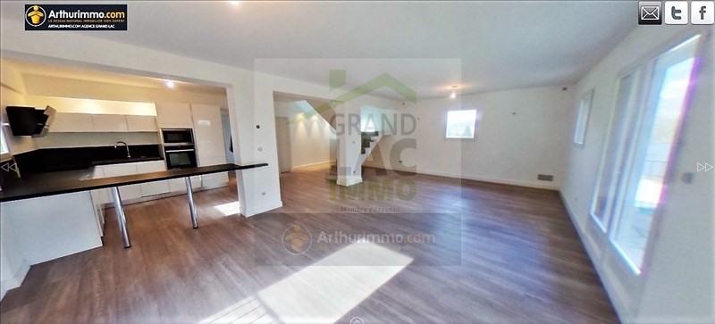 Vente appartement Viviers du lac 370000€ - Photo 1