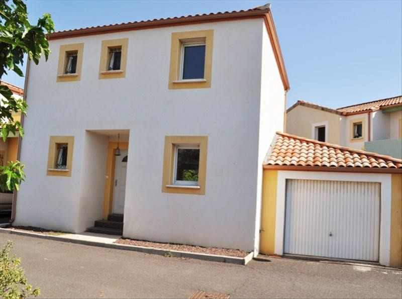 Sale house / villa Valras plage 269000€ - Picture 1