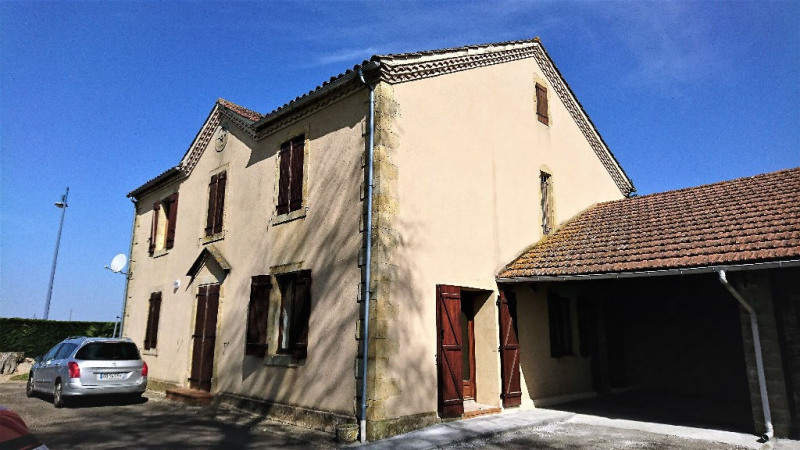 Rental house / villa Latrille 600€ CC - Picture 1