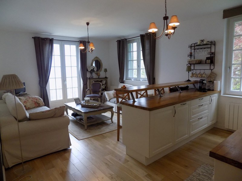 Verkoop  appartement Trouville sur mer 288000€ - Foto 4