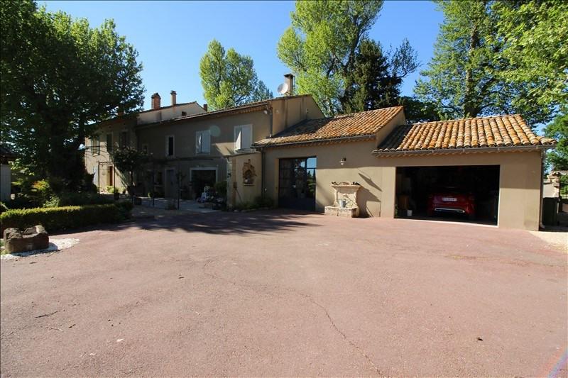 Vente de prestige maison / villa Jonquieres 630000€ - Photo 7