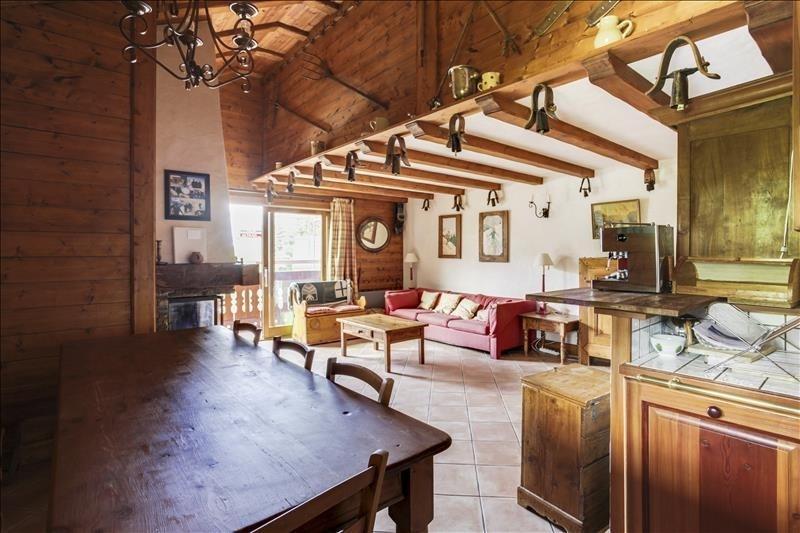 Deluxe sale apartment Meribel les allues 1370000€ - Picture 2