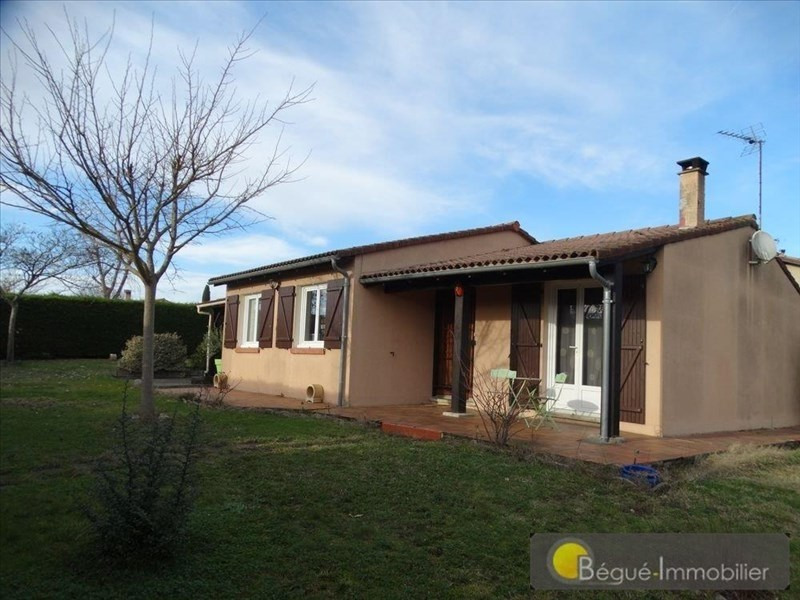 Vente maison / villa Leguevin 238500€ - Photo 1