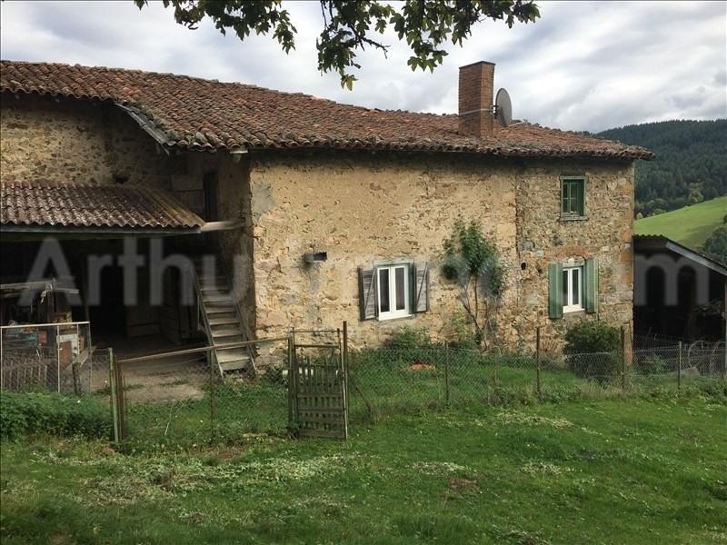 Sale house / villa Joux 129000€ - Picture 1
