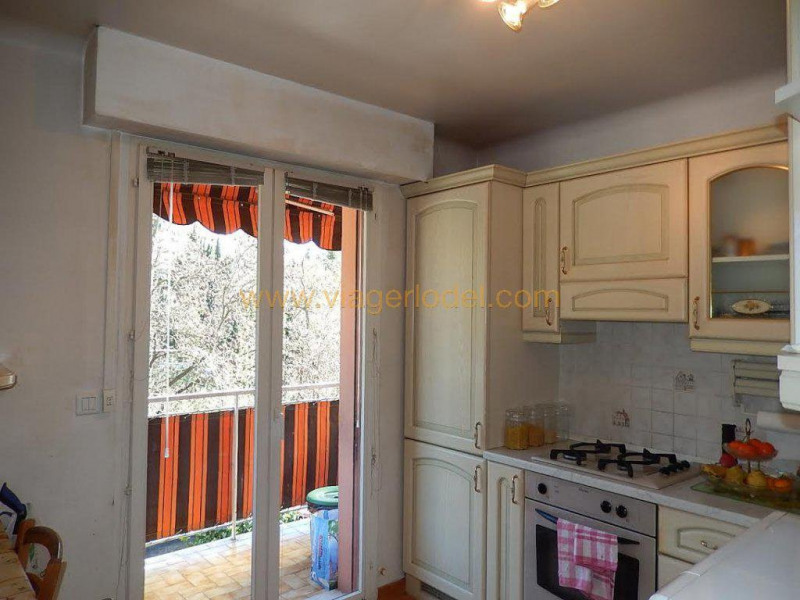 Life annuity apartment Menton 69 000€ - Picture 10