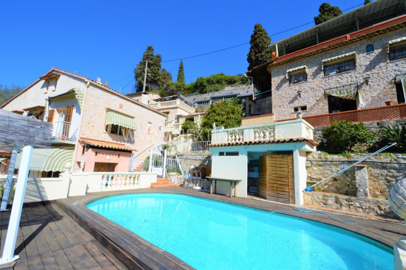 Deluxe sale house / villa Menton 1 590 000€ - Picture 1
