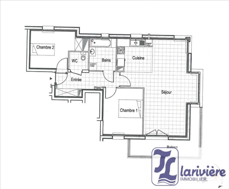 Vente appartement Wimereux 292000€ - Photo 2