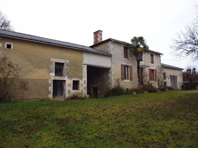 Vente maison / villa Migne auxances 173500€ - Photo 1