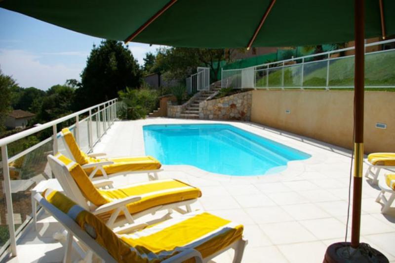 Vente de prestige maison / villa Le golfe juan 1295000€ - Photo 4
