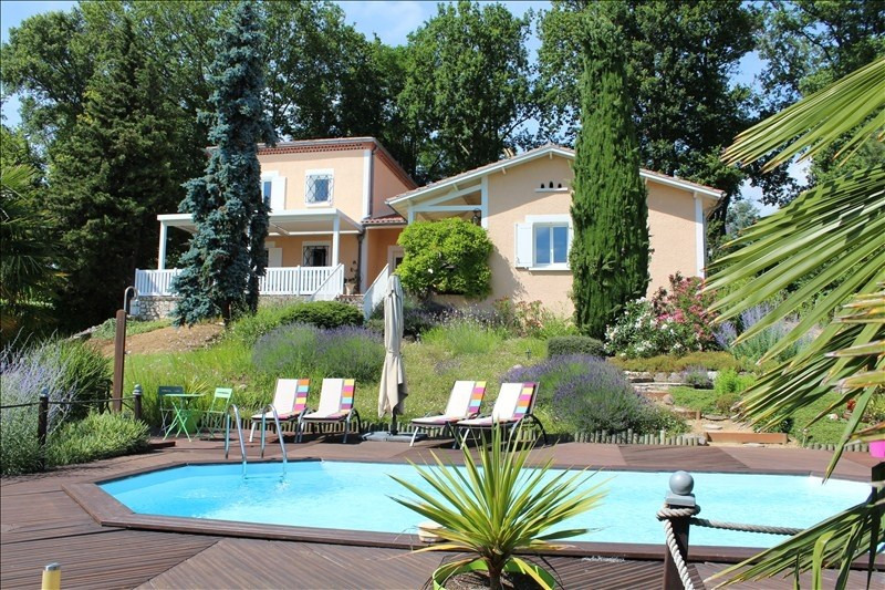 Deluxe sale house / villa Foulayronnes 399 000€ - Picture 1