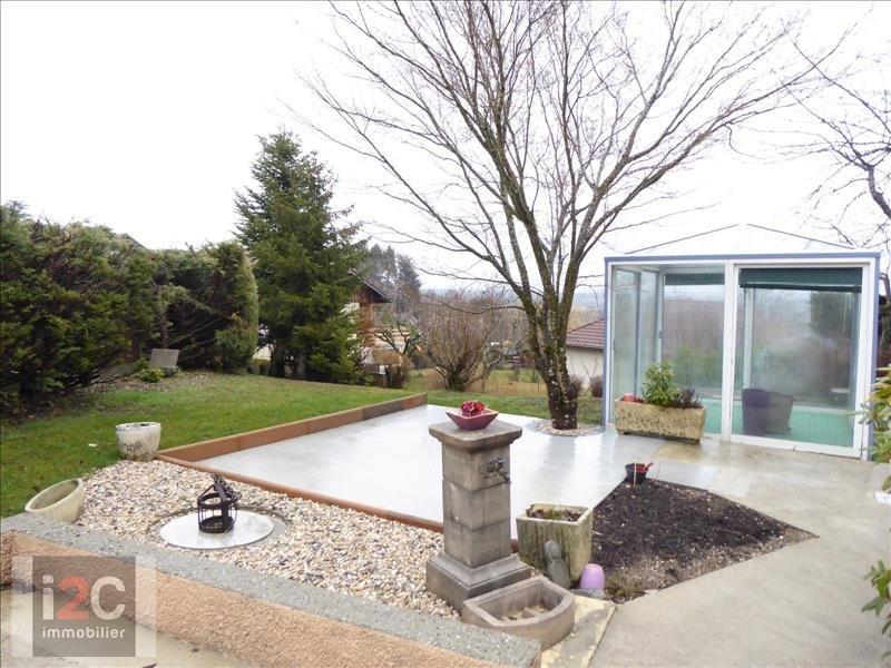 Vente maison / villa Crozet 565000€ - Photo 2