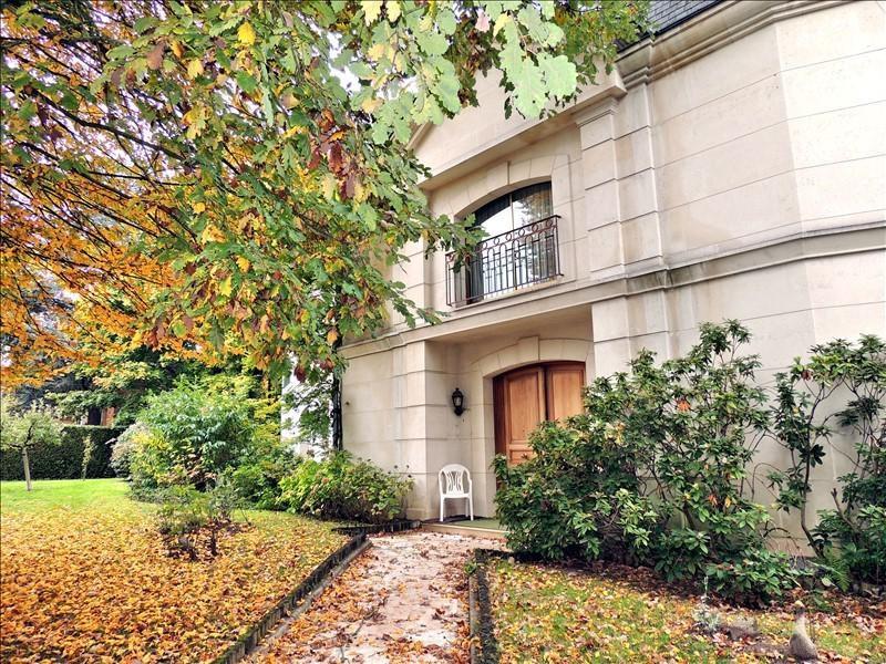 Vente de prestige maison / villa Le vesinet 4400000€ - Photo 2