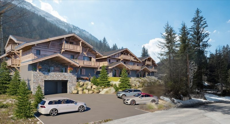 Sale apartment Morzine 413 800€ - Picture 2