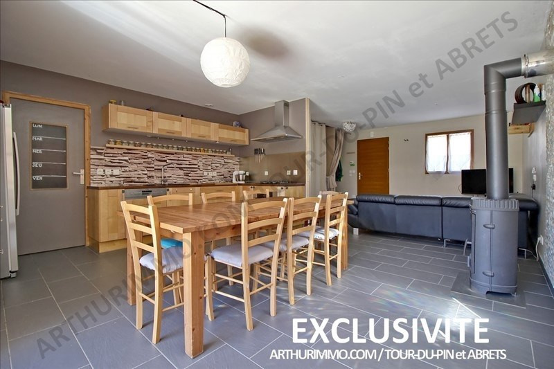 Sale house / villa Chabons 165000€ - Picture 3