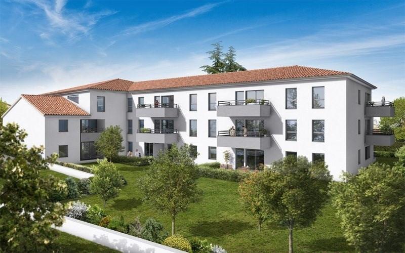 Produit d'investissement appartement Rouen 106380€ - Photo 1