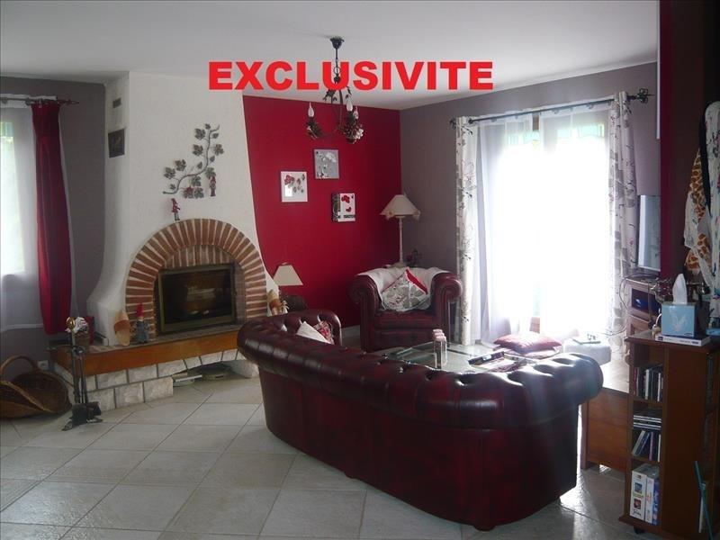 Sale house / villa Parigny les vaux 194000€ - Picture 1