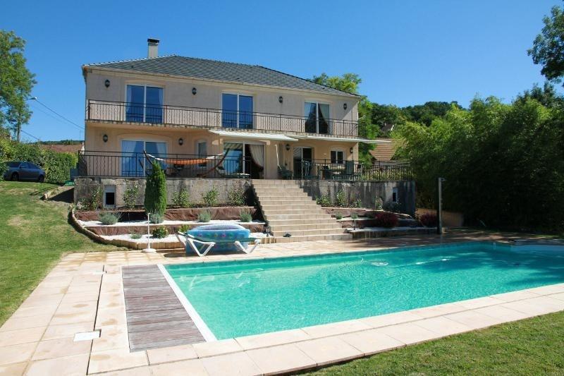 Sale house / villa Triel sur seine 750000€ - Picture 1