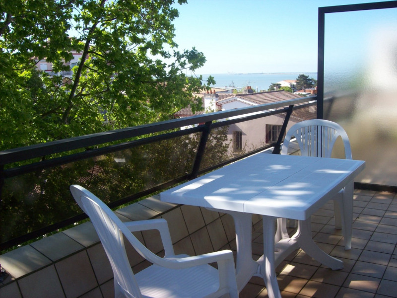 Vacation rental apartment Royan 438€ - Picture 1