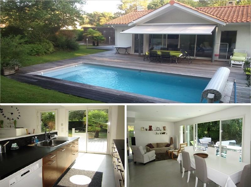 Vacation rental house / villa Lacanau-ocean 1133€ - Picture 1