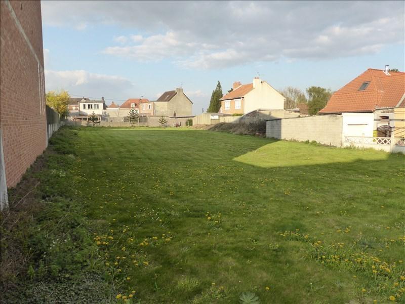Vente terrain Beuvry 95000€ - Photo 2