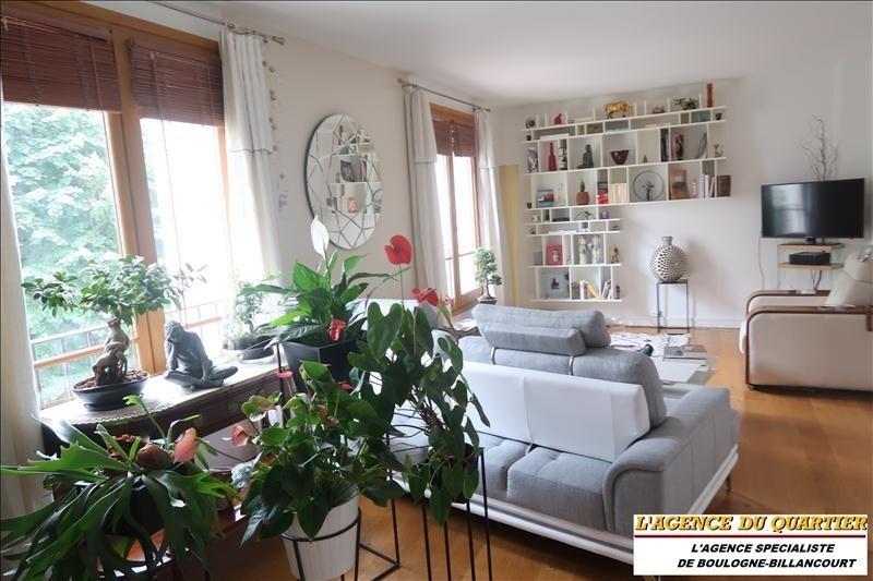 Revenda apartamento Boulogne-billancourt 999000€ - Fotografia 2