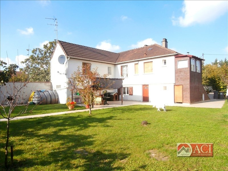 Vente maison / villa Villetaneuse 365000€ - Photo 1