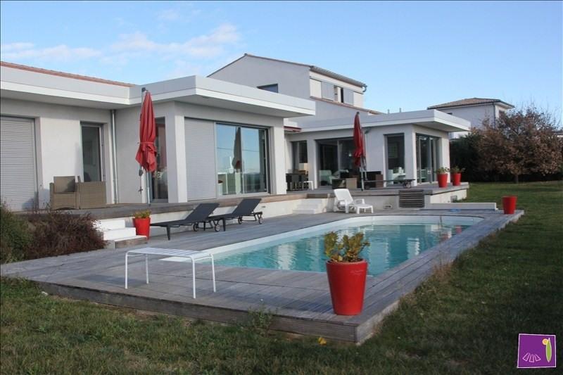 Deluxe sale house / villa Uzes 1030000€ - Picture 1