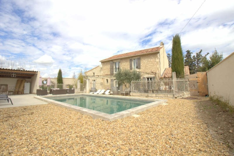 Vente de prestige maison / villa Eyragues 729 000€ - Photo 2