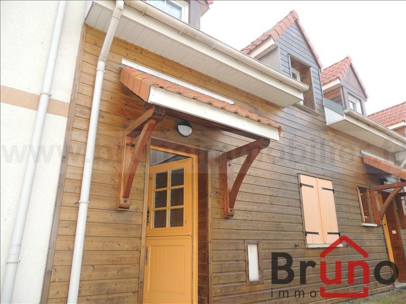 Verkoop  huis Le crotoy 138000€ - Foto 1