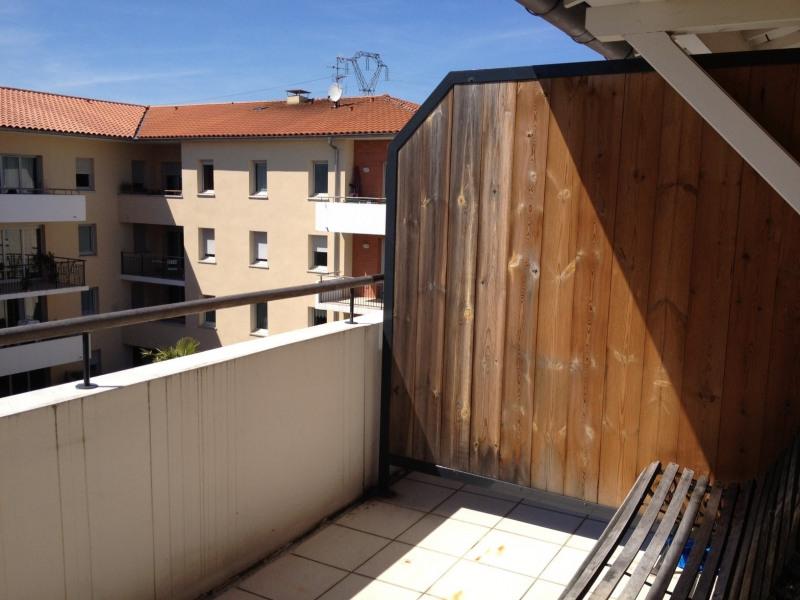 Rental apartment Castanet tolosan 530€ CC - Picture 1