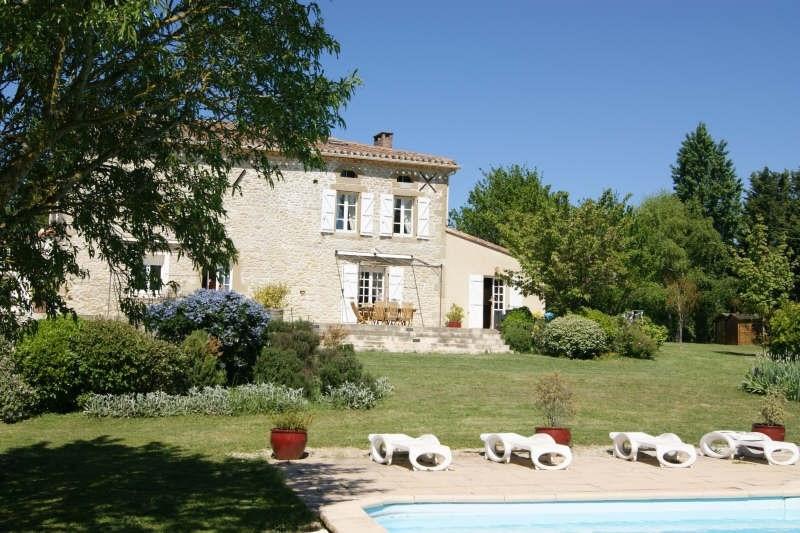 Vente de prestige maison / villa 5 mn caraman 555000€ - Photo 1