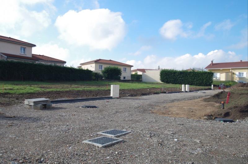 Vente terrain Grézieu-la-varenne 175000€ - Photo 3