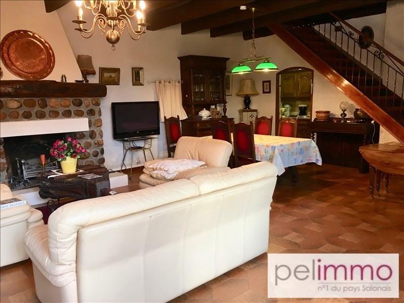 Vente maison / villa Aureille 277000€ - Photo 2