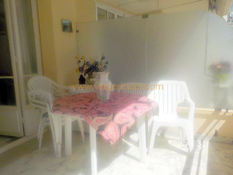 Viager appartement Juan-les-pins 55 000€ - Photo 2