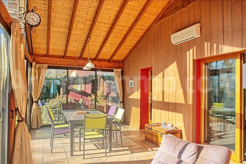 Vente maison / villa Amberieux en dombes 365000€ - Photo 3