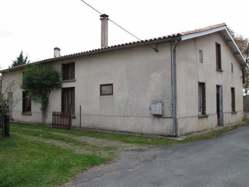 Vente maison / villa Chevanceaux 111000€ - Photo 1